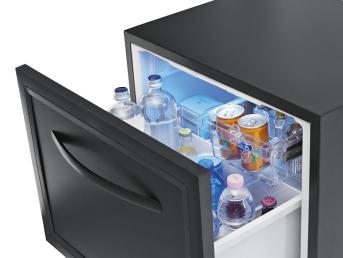 Minibar szufladowy DRAWER KD50 oraz ścienny FLYINGBAR, INDEL-B 2