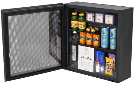 Minibar szufladowy DRAWER KD50 oraz ścienny FLYINGBAR, INDEL-B 4