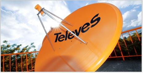telewizja hotelowa televes anteny stacja czołowa 8