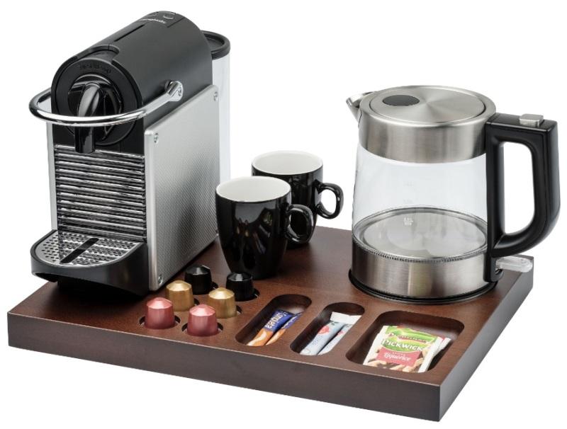 zestaw powitalny bentley xanthic coffee tea